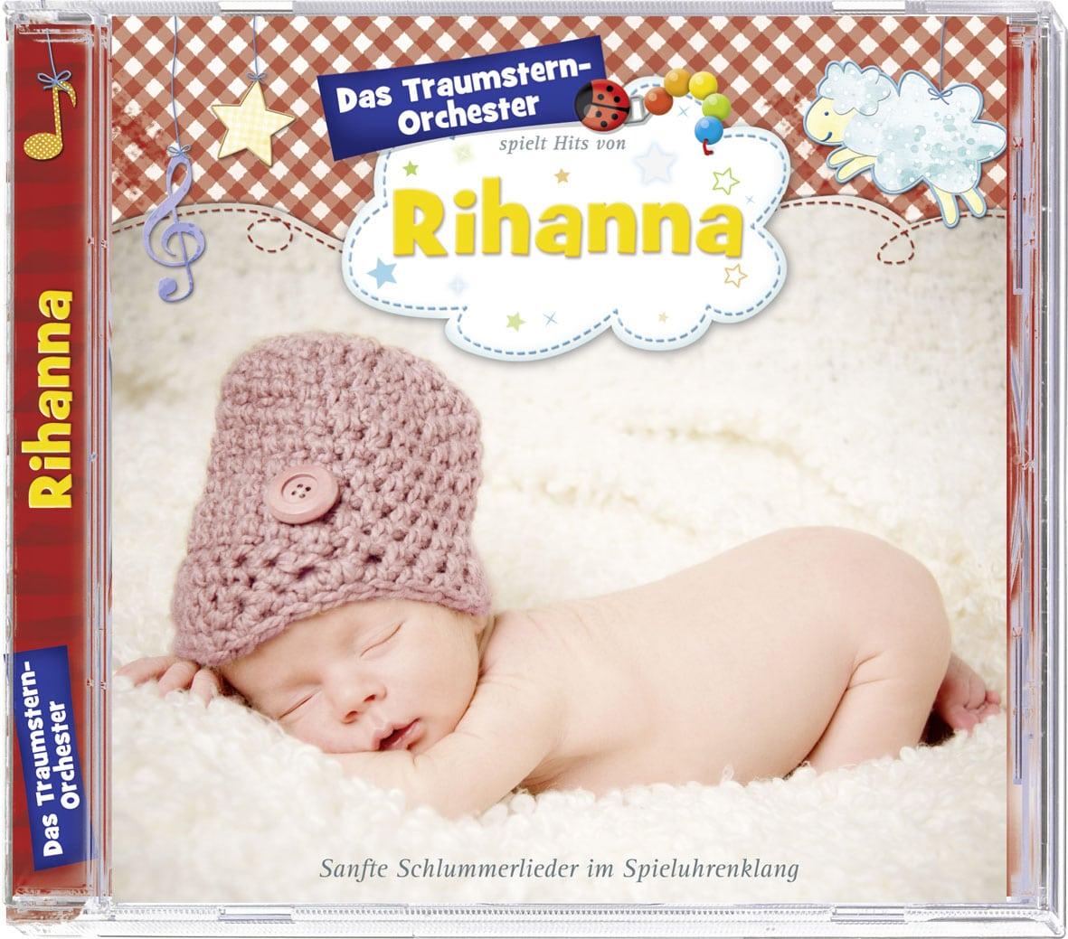"""Hits als Spieluhr-Musik: 3x """"Traumstern-Orchester""""-CD zu gewinnen"""
