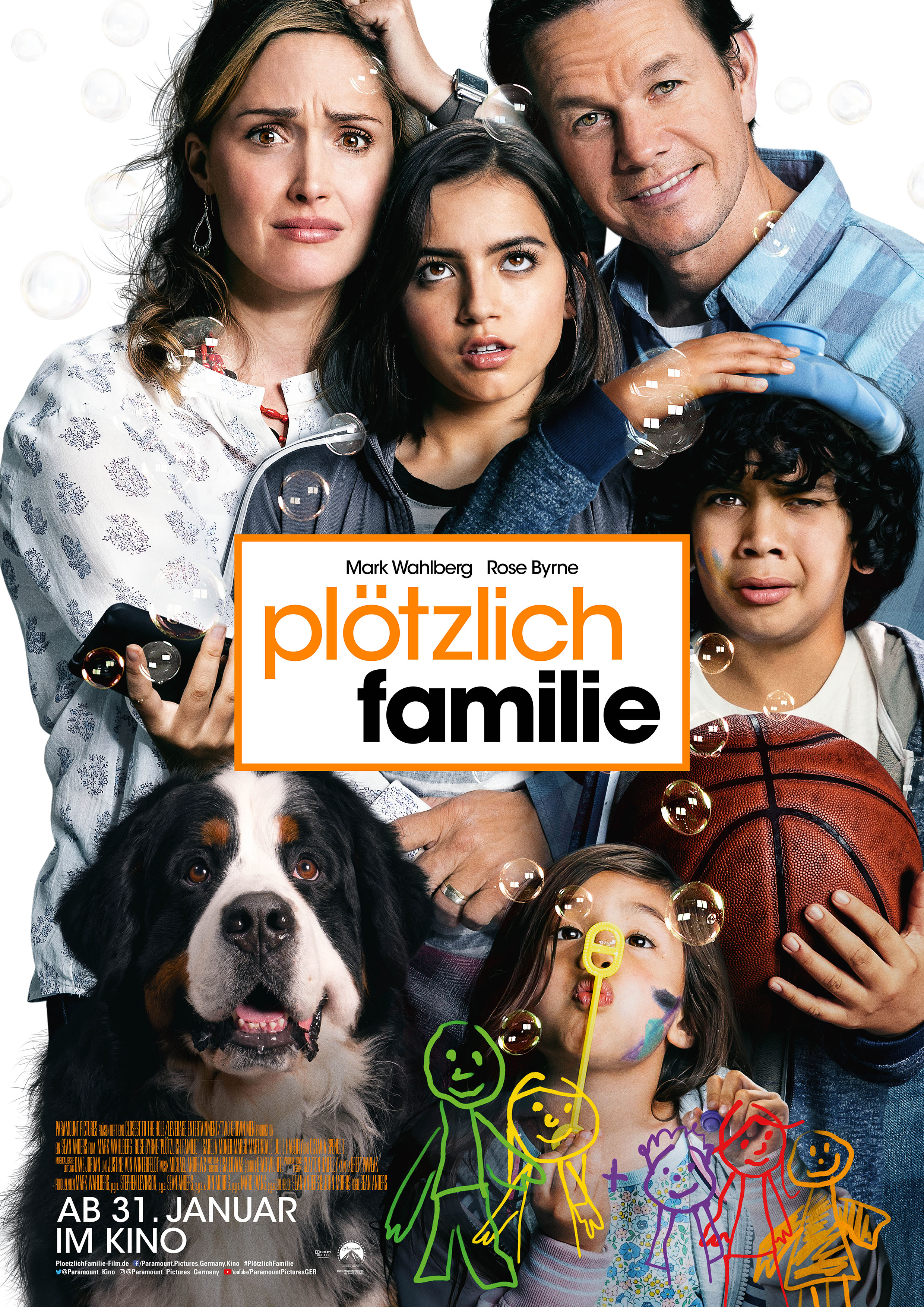 """""""Plötzlich Familie"""" –<div>Film-Tipp mit Gewinnspiel"""