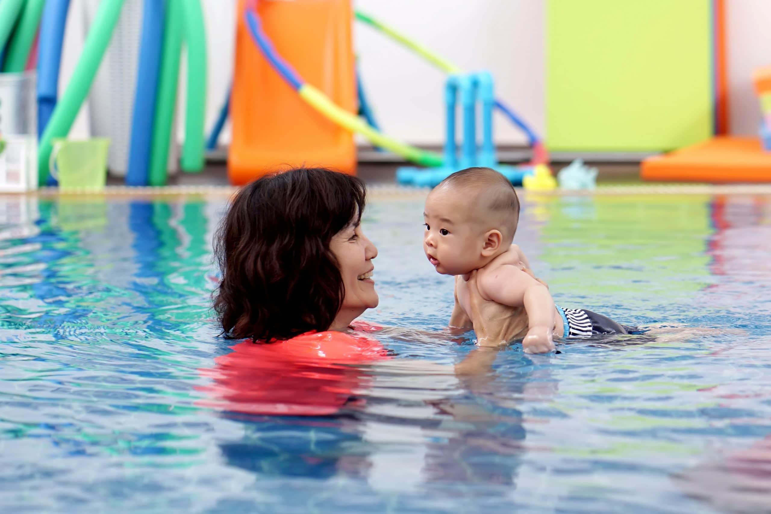 Babyschwimmen Erfahrungen