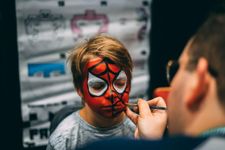 man-painted-boy-s-face-2353325