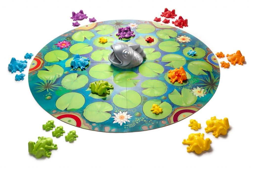 SmartGames-Fisch-Alarm-Spielbrett