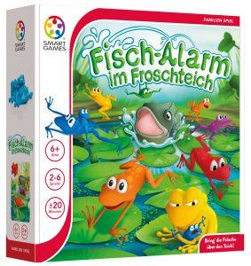 SmartGames-Fisch-Alarm-Verpackung