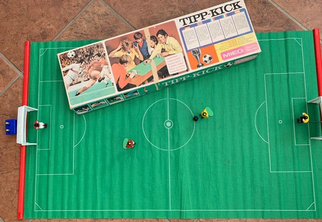 Tipp-Kick-Fussball