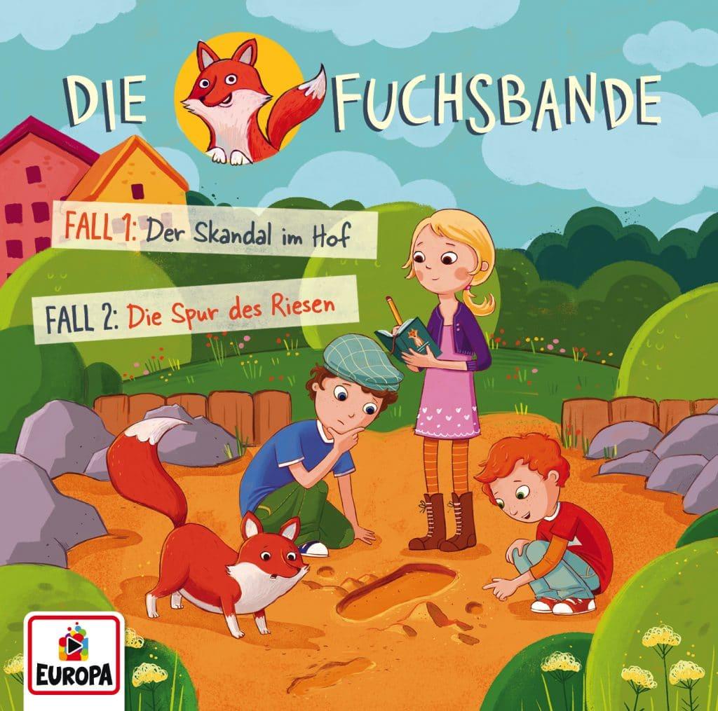 Fuchsbande-Cover